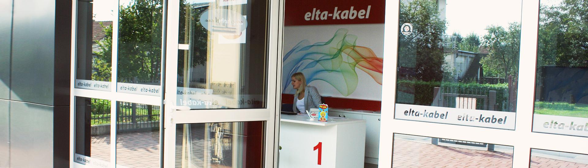 Elta-Kabel poslovnica