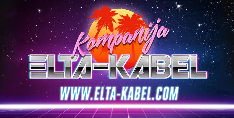 Elta-Kabel retro wave