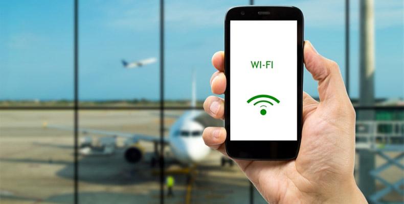 Wi-Fi aerodrom
