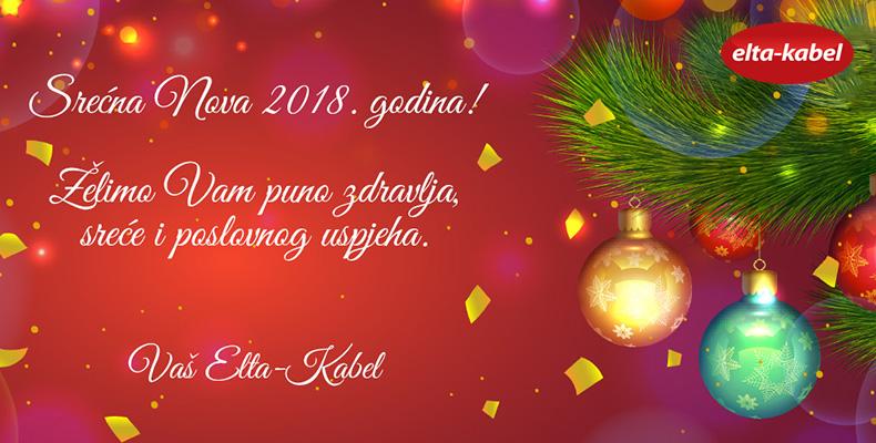 Elta-Kabel čestitka