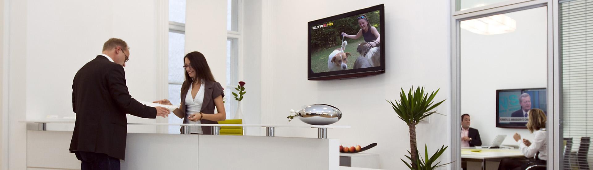 Televizija za poslovne korisnike