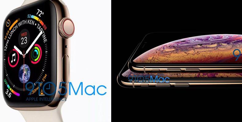 Iphone XS i Apple Watch