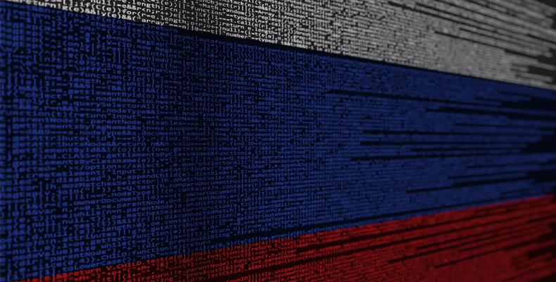 Rusija Internet
