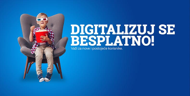Digitalizuj se besplatno