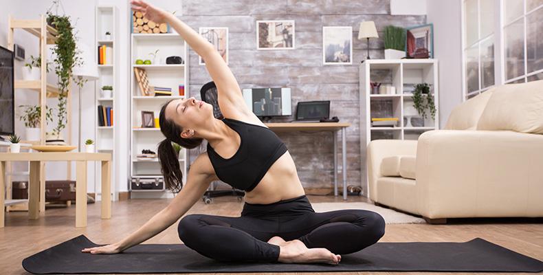 Vježbanje kod kuće
