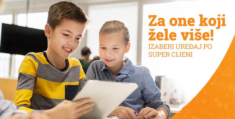 Ponuda uređaja za studente i đake
