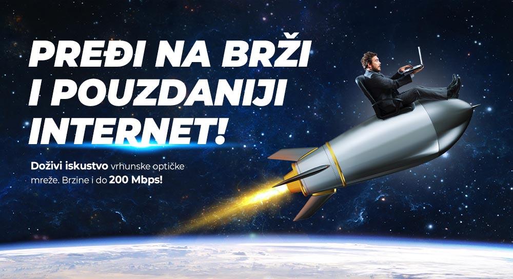 Optički kablovski internet